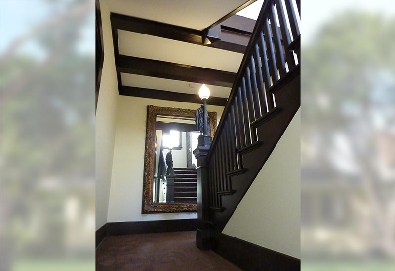 Wallace House Grand Stairs