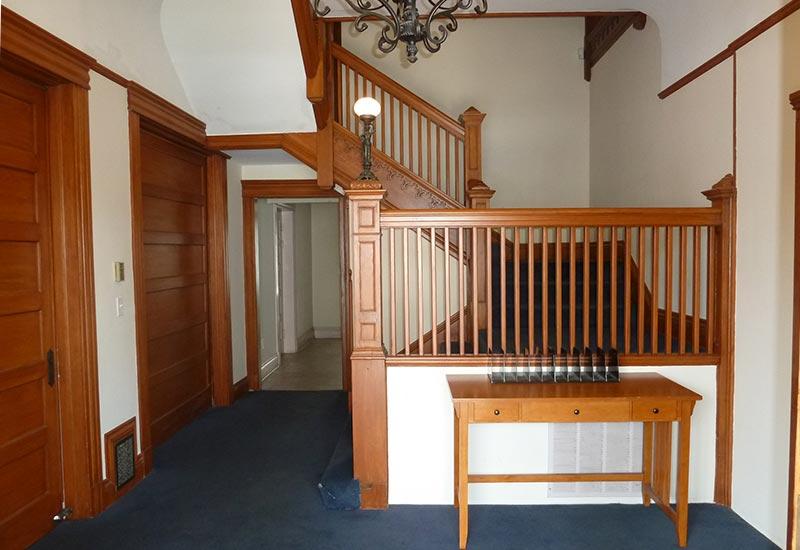 Woodcraft Manor Entrance Hall